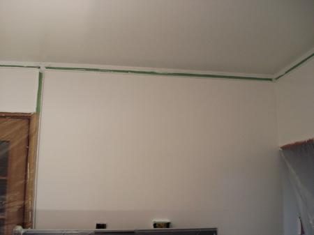 山武郡・N邸・室内塗装